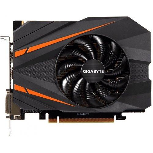 Фото Видеокарта Gigabyte GeForce GTX 1070 Mini ITX OC 8192MB (GV-N1070IXOC-8GD)