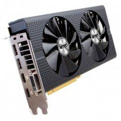 Фото Видеокарта Sapphire Radeon RX 480 NITRO+ 4096MB (11260-02-20G)