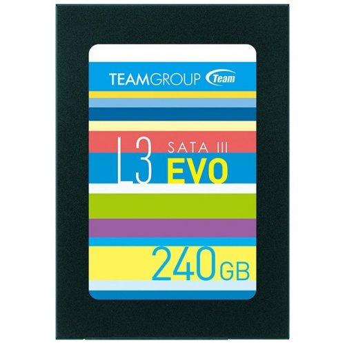 Фото SSD-диск Team L3 EVO 240GB 2.5
