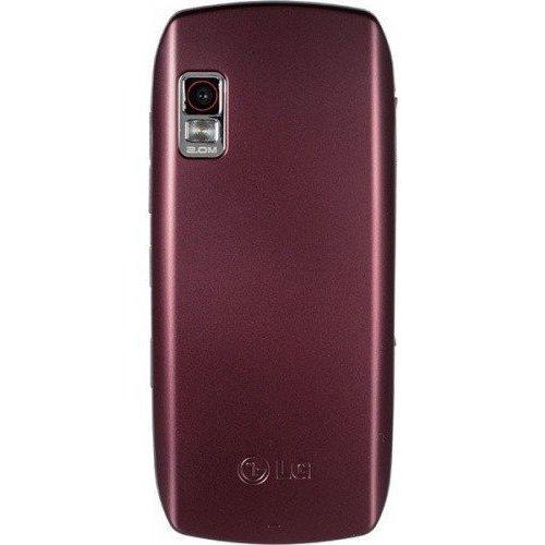 Фото Мобильный телефон LG GX300 Wine Red