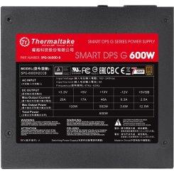 Фото Блок питания Thermaltake Smart DPS G Bronze 600W (PS-SPG-0600DPCBEU-B)