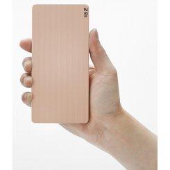 Фото Универсальный аккумулятор Xiaomi ZMI Power Bank 10000 mAh Gold