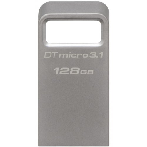 Фото Накопитель Kingston DT Micro 3.1 DTMC3 128GB (DTMC3/128GB)