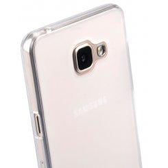 Фото Чехол Melkco Poly Jacket TPU для Samsung Galaxy A7 2016 Transparent