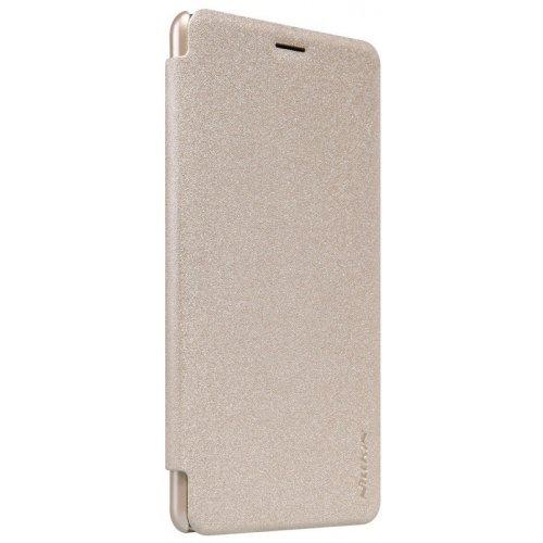 Фото Чехол Чехол Nillkin Sparkle Series для OnePlus 3 Gold