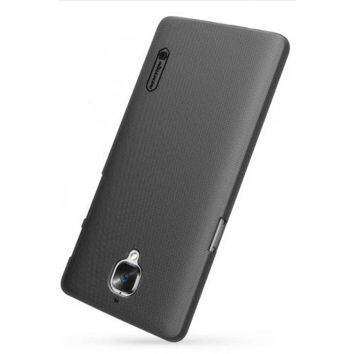 Фото Чехол Чехол Nillkin Frosted Shield для OnePlus 3 Black