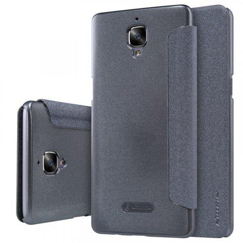 Фото Чехол Чехол Nillkin Sparkle Series для OnePlus 3 Black
