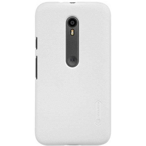 Фото Чехол Чехол Nillkin Frosted Shield для Motorola Moto G3 White