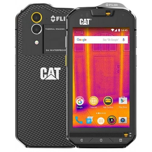 Фото Смартфон Caterpillar CAT S60 Black