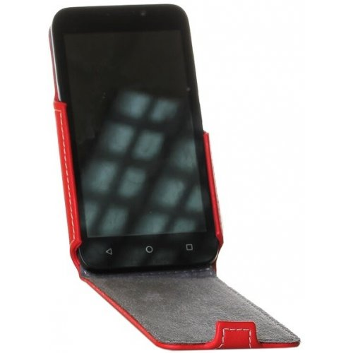 Фото Чехол Чехол RED POINT Flip для Huawei Y5с Red