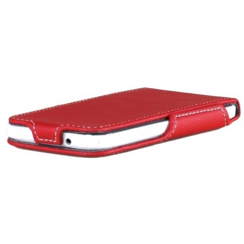 Фото Чехол Чехол RED POINT Flip для Samsung Galaxy J1 Ace Red