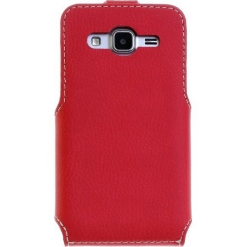 Фото Чехол Чехол RED POINT Flip для Samsung Galaxy Grand Prime G530 Red