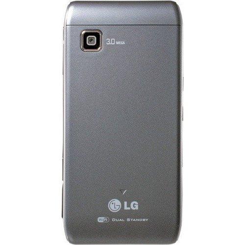 Фото Мобильный телефон LG GX500 Duos Black