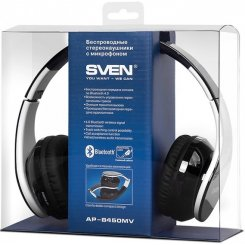 Фото Наушники SVEN AP-B450MV Black