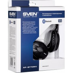 Фото Наушники SVEN AP-B770MV Black