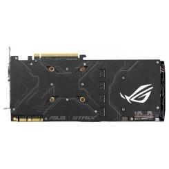 Фото Видеокарта Asus ROG GeForce GTX 1080 STRIX Advanced 8192MB (STRIX-GTX1080-A8G-GAMING)