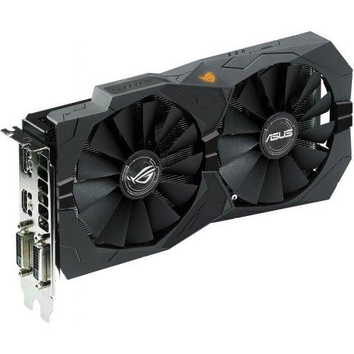 Фото Видеокарта Asus ROG Radeon RX 470 STRIX OC 4096MB (STRIX-RX470-O4G-GAMING)