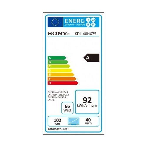 Фото Телевизор Sony KDL-55HX753 Black