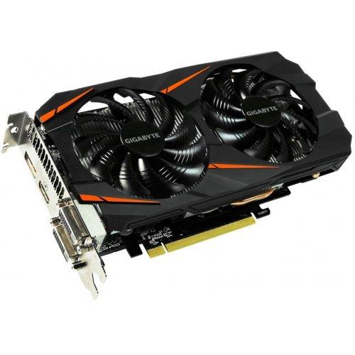 Фото Видеокарта Gigabyte GeForce GTX 1060 WindForce 2X OC 6144MB (GV-N1060WF2OC-6GD)