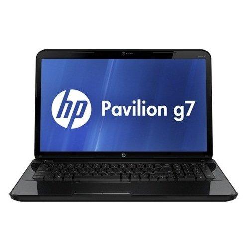 Фото Ноутбук HP Pavilion g7-2206sr (C4W25EA) Sparkling Black