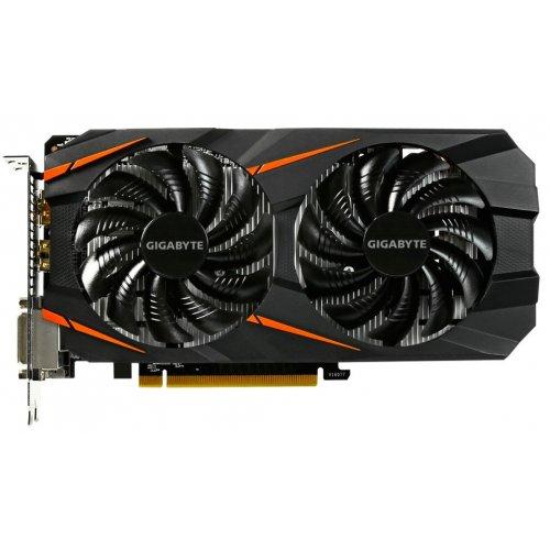 Фото Видеокарта Gigabyte GeForce GTX 1060 WindForce 2X OC 3072MB (GV-N1060WF2OC-3GD)