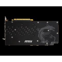Фото Видеокарта MSI GeForce GTX 1060 Gaming X 3072MB (GTX 1060 GAMING X 3G)