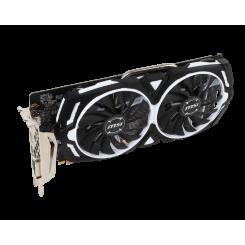 Фото Видеокарта MSI GeForce GTX 1060 ARMOR 3072MB (GTX 1060 ARMOR 3G V1)