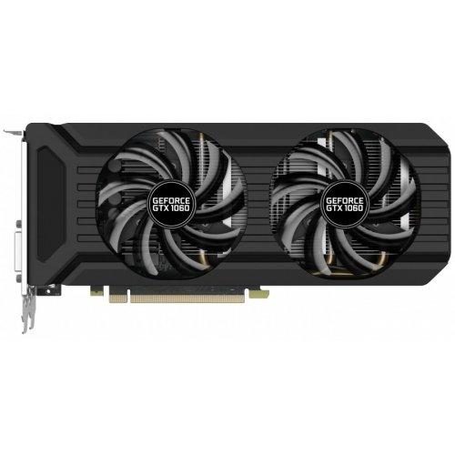 Фото Видеокарта Palit GeForce GTX 1060 Dual 3072MB (NE51060015F9-1061D)