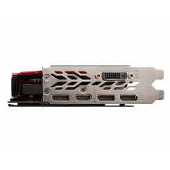 Фото Видеокарта MSI GeForce GTX 1060 Gaming 6144MB (GTX 1060 GAMING 6G)