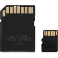 Фото Карта памяти Kingston microSDXC 64GB Class 10 UHS-I U3 (с адаптером) (SDCA3/64GB)