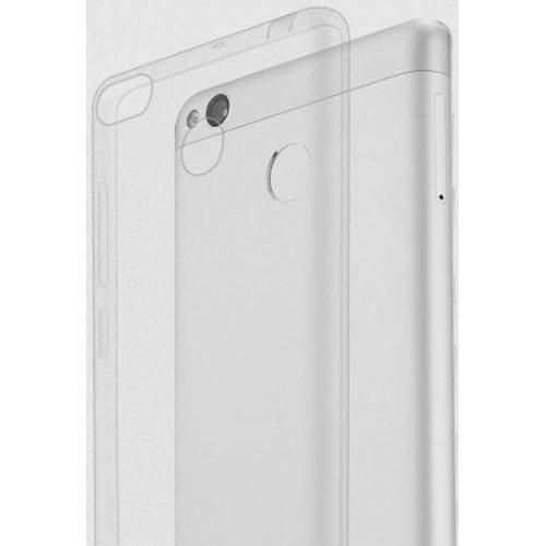 Фото Чехол Чехол Nillkin Nature TPU для Xiaomi Redmi 3s/3 Pro Gray