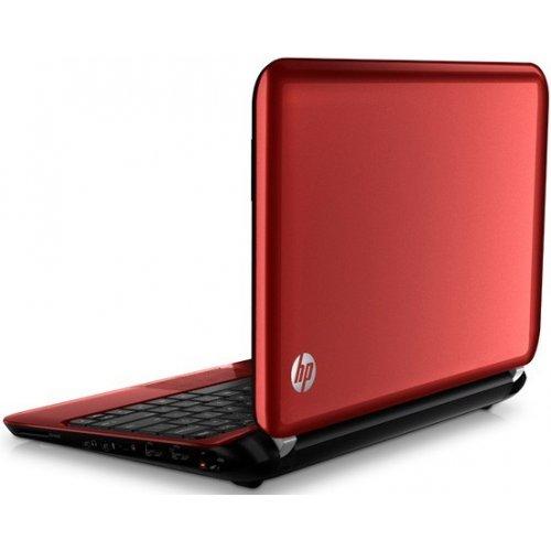 Фото Ноутбук HP Mini 200-4252sr (B3R58EA) Sonoma Red