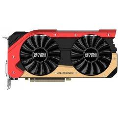 Фото Видеокарта Gainward GeForce GTX 1060 Phoenix 6144MB (426018336-3729)