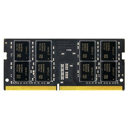 Фото ОЗУ Team SODIMM DDR4 8GB 2133Mhz Elite (TED48G2133C15-S01)