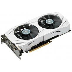 Фото Видеокарта Asus GeForce GTX 1060 Dual 6144MB (DUAL-GTX1060-6G)