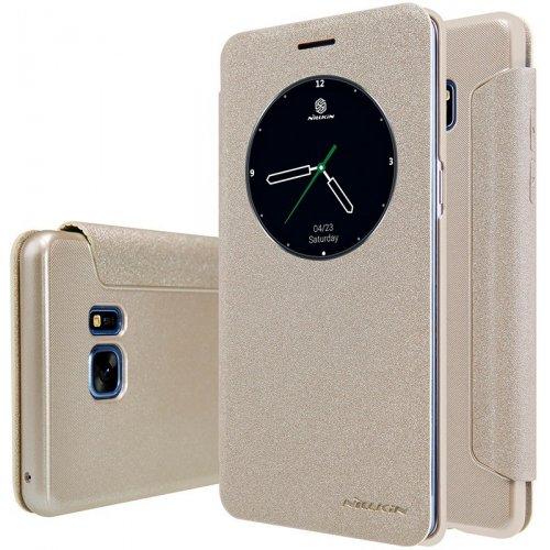 Фото Чехол Чехол Nillkin Sparkle Series для Samsung Galaxy Note 7 N930 Gold