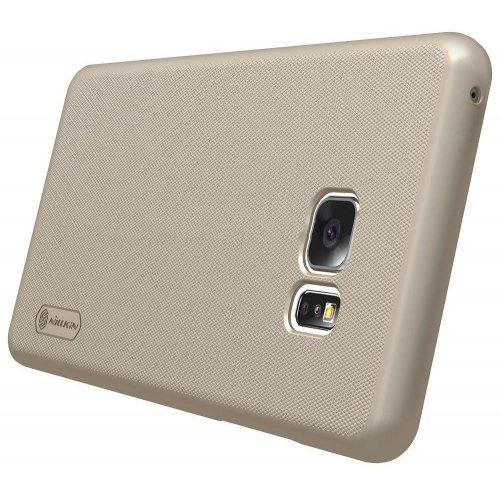 Фото Чехол Чехол Nillkin Frosted Shield для Samsung Galaxy Note 7 N930 Gold