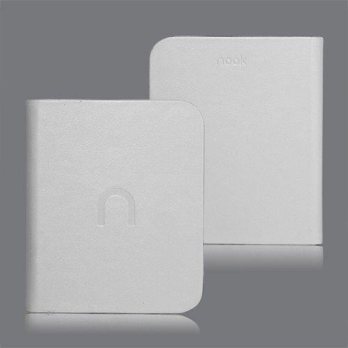 Фото Чехол Обложка Premium Book для Nook Simple Touch White