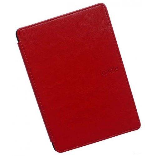 Фото Чехол Обложка Premium Book для Amazon Kindle Paperwhite Red