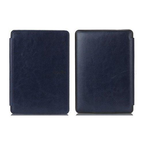 Фото Чехол Обложка Folio Case для Amazon Kindle Paperwhite Dark Blue
