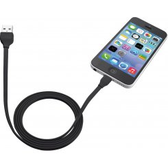 Фото USB Кабель Trust URBAN Lightning Black