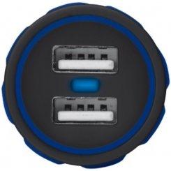 Фото Автомобильное зарядное устройство Urban Revolt 1A Blue