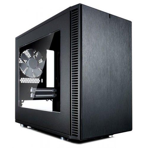 Купить Корпуса, Fractal Design Define Nano S Window без БП (FD-CA-DEF-NANO-S-BK-W) Black