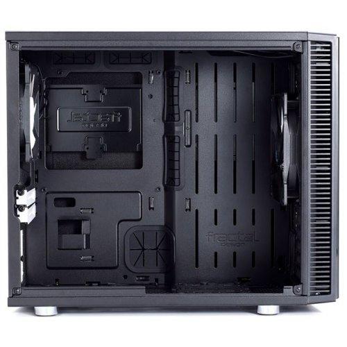 Фото Корпус Fractal Design Define Nano S Window без БП (FD-CA-DEF-NANO-S-BK-W) Black