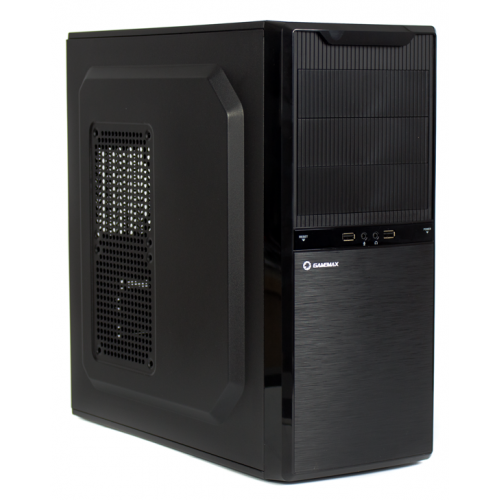 Фото Корпус GAMEMAX MT507 450W (MT507-450W) Black