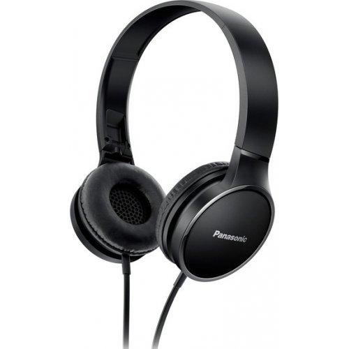 Купить Наушники, Panasonic RP-HF300GC-K Black