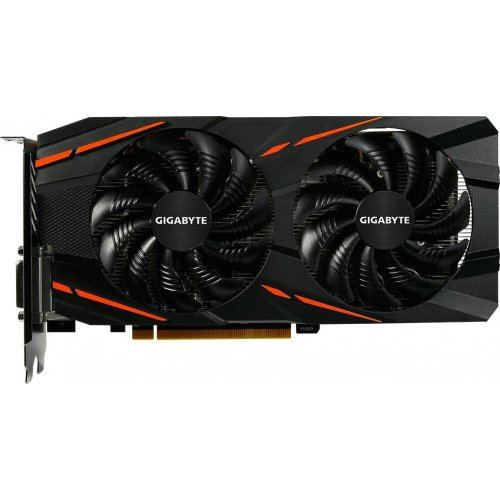 Фото Видеокарта Gigabyte Radeon RX 470 G1 Gaming 4096MB (GV-RX470G1 GAMING-4GD)
