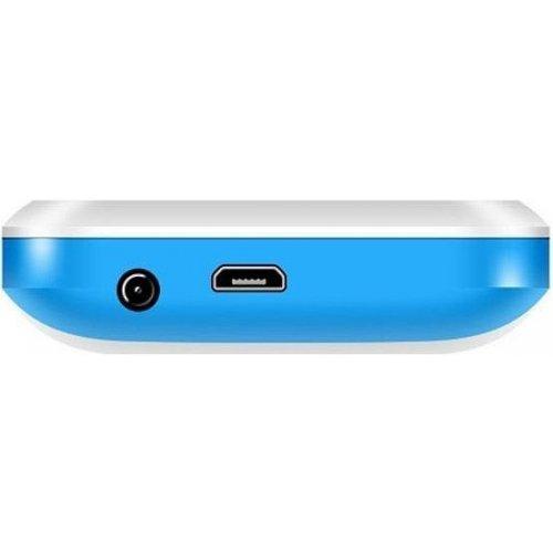 Фото Мобильный телефон Nomi i184 White/Blue