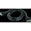 Фото Кабель Cablexpert VGA-VGA 1.8m Premium (CC-PPVGAX-6B) Black