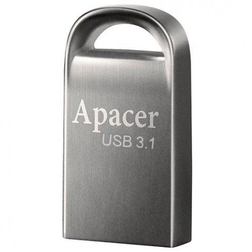 Фото Накопитель Apacer AH156 USB 3.0 32Gb Ashy (AP32GAH156A-1)